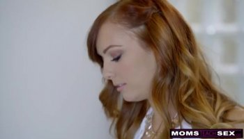Hot Red Haired Webcam Girl Nice Tits 3