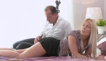 Sexy and ribald babe is addicted to fucking