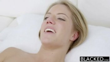 Cougar Pussy Squirts During Anal